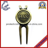 Promotion Metal Golf Divot Tool with Ball Marker