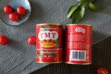 Tomato Paste for Kenya 400gmx24tin/CTN Petti 22-24% and 18-20% Brix Tomato Manufacturer OEM