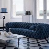 Modern Hotel Villa Living Room Three Person Furniture Sofa