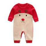 Animal Pattern Baby Romper Clothing 100%Cotton Baby Cartoon Jumpsuit Children Clothes