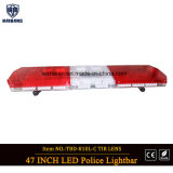 Red LED Used Emergency Police Lightbar with Digital Controller (TBD-GC-810L-C)