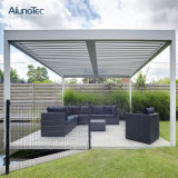 2017 New Products Motorized Outdoor Waterproof Aluminum Gazebo Canopy Pergola