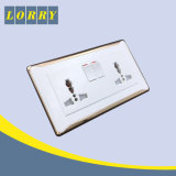 Double Pole Multi Function Socket UK Socket
