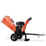 Tree Care Garden Use Loncin/Ducar/Honda Ce Approved Petrol Power Log Shredder Machine