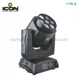 Professional Stage Light 7X15W RGBW 4in1 Zoom LED Moving Head