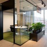 comercial building glass