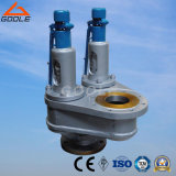 Twin Spring Type Pressure Safety Relief Valve (GAA37/GAA38/GAA43)