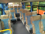 35-50 Seats Capacity Passenger BRT City Bus