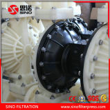 China Air Operated Double PP Membrane Pump Manufacturer Price