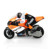 1: 10 Kids Toys Chinese Racing High Speed Remote Control Motorcycle