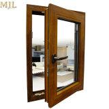 Manufacturer Price High Quality Aluminum Glass Tilt Turn Wood Window