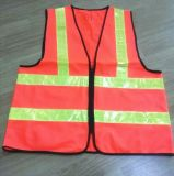 Safety Clothing Products Reflective Safety Vest Wholesale in Guangzhou