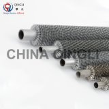 Spiral Copper Aluminum Extruded Finned Fin Tube for Heat Exchanger