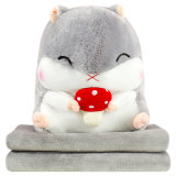 Sales Animal Cut Blanket Pillow Plush by China Supplier