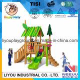 High Quality Cheap Kids Plastic Indoor Playground Equipment
