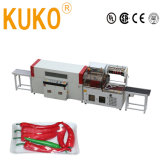 High Speed Side Sealing and Shrink Wrap Machine Pack Packing Packaging Seal Sealing Tunnel