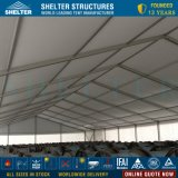 Aluminium PVC Structure Industrial Storage Warehouse Tent