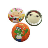 Cheap Custom Colroful Cattoon Tin Badge for Promotion Gift (TB07-C)