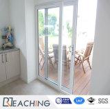 Best Price Plastic Building Mterial UPVC Sliding Door Glass Door with High Qulaity Hardware