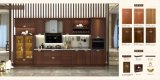 Classic Wooden Cabinet Designs for Kitchen Room