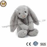 Wholesale Baby Girl Gifts Stuffed Toy Plush Grey Rabbit