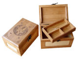 Custom Made Luxury Lacquer Wooden Jewelry Box Wholesale
