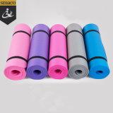 Hot Sale Antiskid Fitness Mat High Density NBR Comfort Foam Exercise Yoga Mat