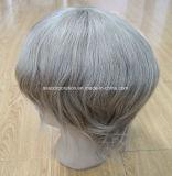 Most Natural Extra Thin Poly Skin Custom Made Human Hair