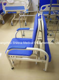 Ce ISO Folding Patient Ward Room Furniture Hospital Accompanying Chair Price