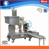 Automatic Liquid Filling Machine with Rolling Conveyor