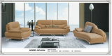 High Quality Kuka Living Room Leather Sofa (810)