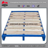 Storage Logistic Steel Wooden Flat Pallet