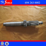 Bus G60 G85 Gearbox/Transmission Spare Part Lay Shaft 694 263 0002 for Mercedes Benz