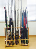 High Tech Fishing Tackle, Carbon Fishing Rod with Competitive Price