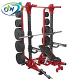 Ont-R19 Best Price Half Power Rack Exercise Rack Machine for Body Building