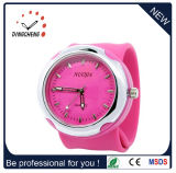 2015 Pink Fshion, High Quality Silicone Wrist Watch (DC-931)