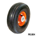 3.50-4high Quality Rubber Trolley Wheelbarrow Tyre in Reasonable Price