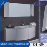 Wholesale PVC Furniture Bathroom Cabinet with Glass Basin