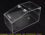 Custom Made Clear Perspex Candy Storage Case