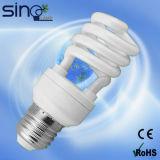 Half Spiral Energy Saving Lamp E27/B22/E14 Base 220-240V CFL