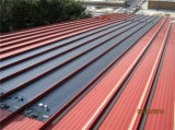72W Flexible Amorphous PV Panels for Standing Seam Metal Deck Roof (PVL-72)