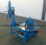 Tyre Bead Ring Cutting Machine/Tire Sidewall Cutter for Recycling Tire