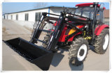 120HP 4WD Tractor with Front Loader 4 in 1