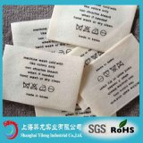 Wholesale Custom Brand Garment Embroidery Woven Label