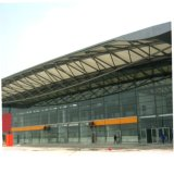 Steel Support Space Frame Structure Stadium for Tennis Court