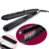 Fast PTC Ceramic Hair Straightener Brush Electric Straightening Hair Brush