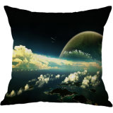 Starry Sky Pillowcase Creative Cotton Cushion Cover Customize
