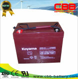 12V 85ah Lead Acid Rechargeable AGM Battery Back up Battery