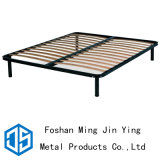 Primary Straight Wood Steel Bed Base of Bedroom Furniture (A026)