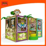 Manufacturer Prices Hot New Product Used Small Kids Naught Castle Indoor Soft Playground